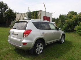 Toyota Rav 4 sprzedam klimatyzacja z alufelgami 65000 PLN ABS ASR ESP komplet dokumentów Poznań