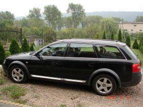 Audi A6 Allroad 2.5 l sprzedam czarny 31000 PLN cena do negocjacji z małym przebiegiem diesel Rudawa