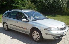 Renault Laguna PRIVILEGE Kombi sprzedam srebrny 9000 PLN kupiony w polskim salonie diesel Legnica