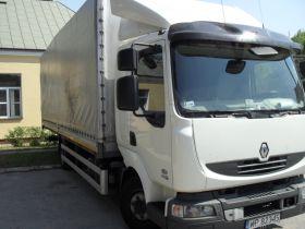 Renault Premium 4.8 l sprzedam ABS 2008 r klimatyzacja sprowadzony nieuszkodzony 190 KM w Płocku