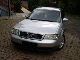 Audi A6 sprzedam alarm z klimatyzacją z instalacja gazową 16900 PLN z małym przebiegiem w Bielsku-Białej
