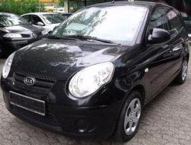 Kia Picanto 2008 r Hatchback sprzedam 12900 PLN cena do negocjacji z małym przebiegiem Kraków