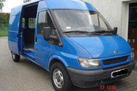 Ford Transit sprzedam ABS nieuszkodzony diesel 27000 PLN cena do negocjacji Furgon w Koninie