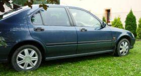 Honda Civic 1.6 l sprzedam granatowy 5800 PLN cena do negocjacji szyberdach benzyna Brzesko