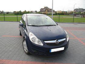 Opel Corsa sprzedam diesel 16400 PLN cena do negocjacji z małym przebiegiem Ożarów Mazowiecki