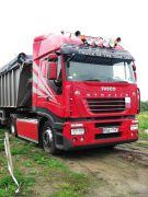 Iveco M stralis Ciągnik siodłowy nieuszkodzony 2002 r 36000 PLN cena do negocjacji z małym przebiegiem