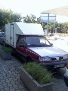 Polonez Truck 1.6 l sprzedam komplet dokumentów z instalacja gazową 2000 PLN cena do negocjacji