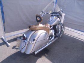 Chopper Yamaha XV 1700 Warrior 2005 r sprzedam 22750 PLN cena do negocjacji 2005 r w Jedwabnem