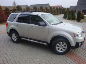 Mazda Tribute sprzedam nieuszkodzony benzyna + LPG z małym przebiegiem ABS ASR ESP z instalacja gazową