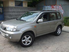 Nissan X-Trail SUV sprzedam na alusach z małym przebiegiem 22400 PLN cena do negocjacji Warszawa