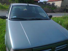 Fiat Tipo Hatchback sprzedam szary 5-drzwiowy uszkodzony Tkanina 1300 PLN benzyna w Wałbrzychu
