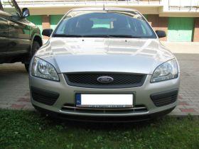 Ford Focus sprzedam srebrny ABS ESP z małym przebiegiem diesel 109 KM 18900 PLN + komplet opon Lublin