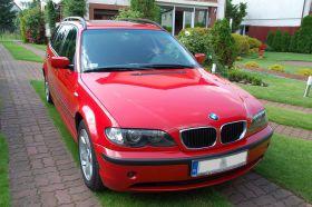 BMW 320 Turing 2.0 l sprzedam od pierwszego właściciela 18500 PLN cena do negocjacji diesel