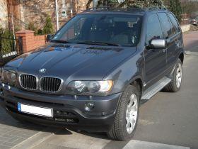 BMW X5 SPORT PAKIET szary przyciemniane szyby 48500 PLN cena do negocjacji diesel Krotoszyn