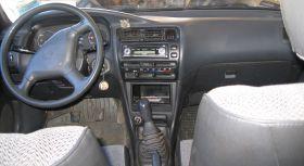 Toyota Corolla Hatchback sprzedam czerwony benzyna kupiony w polskim salonie 2500 PLN cena do negocjacji Kraków