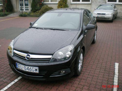 Opel Astra Gtc 2009 Sprzedam