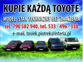 Toyota Corolla sprzedam 99999 PLN uszkodzony w Katowicach