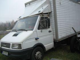 Iveco 59-12 2.0 l sprzedam 8000 PLN cena do negocjacji z kompletem dokumentów 3-drzwiowy Wrocław