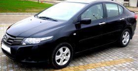Honda Civic CITY Sedan sprzedam czarny Welurowa z małym przebiegiem 35700 PLN nieuszkodzony w Koronowie