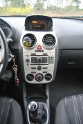 Opel Corsa sprzedam biały sprowadzony z klimatyzacją 18400 PLN ABS z małym przebiegiem diesel Koronowo