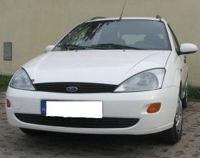 Ford Focus sprzedam biały nieuszkodzony 7800 PLN cena do negocjacji ABS diesel z małym przebiegiem Łódź