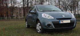 Renault Clio sprzedam 18700 PLN cena do negocjacji diesel z małym przebiegiem w Krotoszyniu