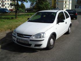 Opel Corsa 1.0 l sprzedam biały 6300 PLN cena do negocjacji nieuszkodzony 3-drzwiowy benzyna