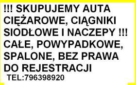 Scania R sprzedam 1 PLN cena do negocjacji nieuszkodzony z małym przebiegiem 1996 r w Myszkowie