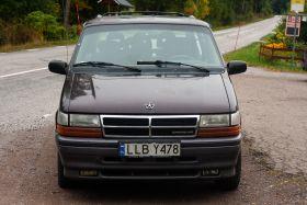 Chrysler Voyager sprzedam benzyna 3-drzwiowy 3700 PLN cena do negocjacji ABS nieuszkodzony Lublin