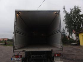 Renault Kangoo sprzedam granatowy 4500 PLN cena do negocjacji nieuszkodzony benzyna z alarmem Bus Lubin