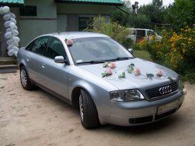 Audi A6 sprzedam srebrny ABS ESP na gaz 13800 PLN benzyna + LPG nieuszkodzony w Sandomierzu