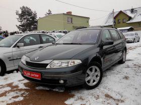 Renault Laguna sprzedam 9900 PLN 4-drzwiowy 120 KM z małym przebiegiem z klimatyzacją Rybnik