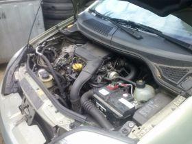 Nissan Primera 1.9 l sprzedam srebrny ABS 5-drzwiowy sprowadzony diesel dodatkowy komplet opon Opole