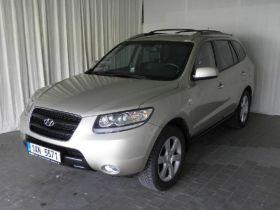 Hyundai Santa Fe 2.2 l CRDi sprzedam nieuszkodzony diesel z małym przebiegiem 26881 PLN w Dąbiu