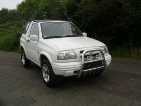 Suzuki Vitara 2.0 l sprzedam 94 KM nieuszkodzony z małym przebiegiem benzyna 4880 PLN Abramy
