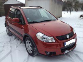 Suzuki SX4 2007 r SUV sprzedam 88 KM nieuszkodzony 17920 PLN diesel z małym przebiegiem Katowice
