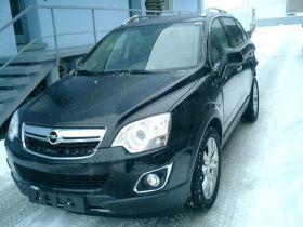 Opel Antara 2.2 l sprzedam uszkodzony diesel 37000 PLN z małym przebiegiem Sabinów