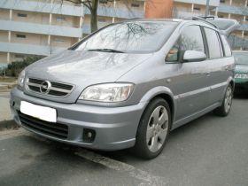 Opel Zafira 2.2 l sprzedam diesel z małym przebiegiem 7461 PLN nieuszkodzony Edwardów