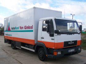 MAN L 2000 4.6 l sprzedam diesel 18000 PLN cena do negocjacji nieuszkodzony 1996 r Wyszków
