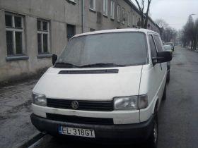 Volkswagen Transporter sprzedam diesel nieuszkodzony 6000 PLN Bus w Pabianicach