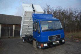 MAN 8-153 4.7 l sprzedam nieuszkodzony 1994 r 18000 PLN z małym przebiegiem Skarżysko-Kamienna