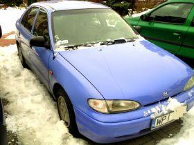 Hyundai Accent 1.3 l sprzedam nieuszkodzony 2800 PLN cena do negocjacji benzyna w Piasecznie