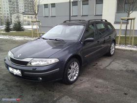 Renault Laguna 1.9 l nieuszkodzony 9900 PLN cena do negocjacji z klimatyzacją alufelgi w Częstochowie