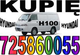 Hyundai H100 sprzedam 6000 PLN nieuszkodzony Bus w Piasecznie