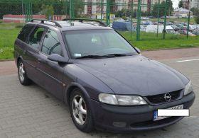 Opel Vectra b sprzedam nieuszkodzony 4500 PLN cena do negocjacji benzyna + LPG klimatyzacja