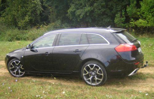 Opel Insignia Sprzedam Czarny Abs Asr Esp 5 Drzwiowy Diesel