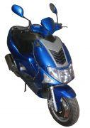 Skuter KYMCO Super 2001 r sprzedam niebieski z małym przebiegiem 2001 r 320 KM Środa Wielkopolska