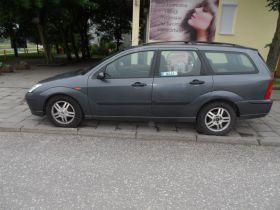 Ford Focus zetec sprzedam diesel 8100 PLN cena do negocjacji nieuszkodzony Szczecin