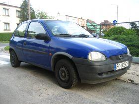 Opel Corsa 1.0 l sprzedam nieuszkodzony z małym przebiegiem 2700 PLN cena do negocjacji benzyna Poznań
