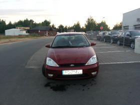 Ford Focus 1.6 l 16V sprzedam nieuszkodzony benzyna 11900 PLN cena do negocjacji w Poznaniu